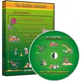 Alfabet angielski płyta CD