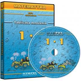 Tabliczka mnożenia CD
