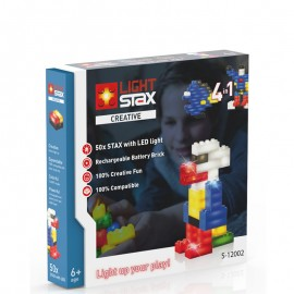Klocki LIGHT STAX Creative...