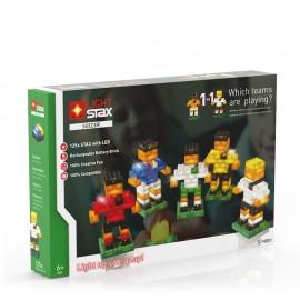 Klocki LIGHT STAX Soccer (1...