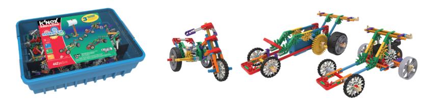Klocki K'NEX | Edukacyjne klocki konstrukcyjne dla dzieci | TopKlocki